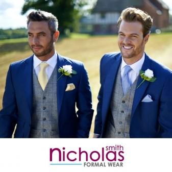 Nicholas Smith Formal Wear - Brierley Hill